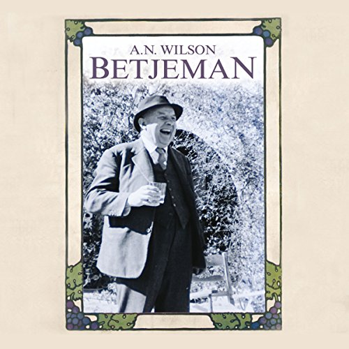 Betjeman audiobook cover art