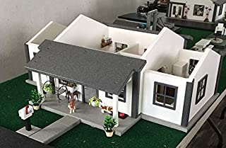 Handmade Farm House, with Furniture Package Included. Hand Made Farm Toys for Kids, Amish Made. Measures 28x20x10.