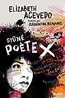 Signé poète X par Acevedo