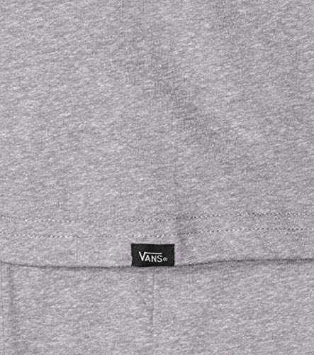 Vans Classic T-Shirt, Grigio (Athletic Heather ATH), Medium Uomo