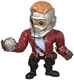 JADA Metals - Figura de Señor de la Estrella de los Guardianes de la Galaxia de Marvel de 10 cm