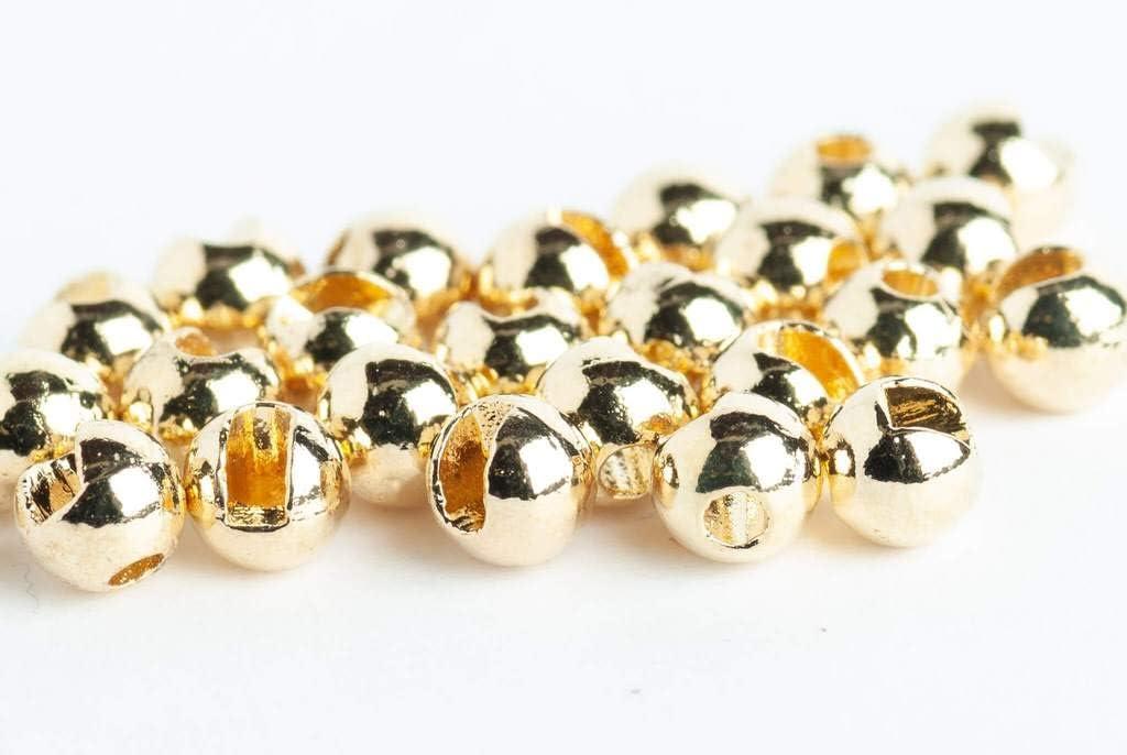 20pcs//Pack Aventik Fly Binder Tungsten Round Ball Beads