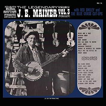 The Legendary J.E. Mainer (Vol. 3)