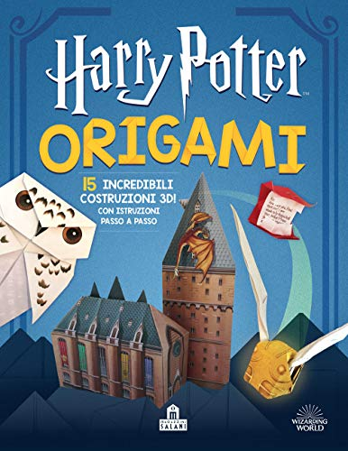 Origami. Harry Potter. Ediz. a colori
