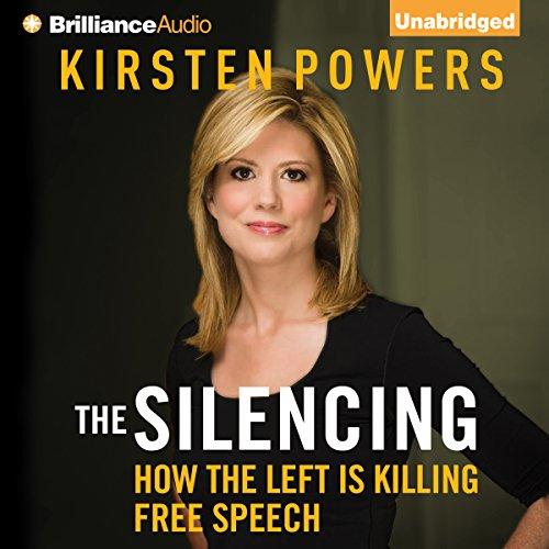 The Silencing audiobook cover art
