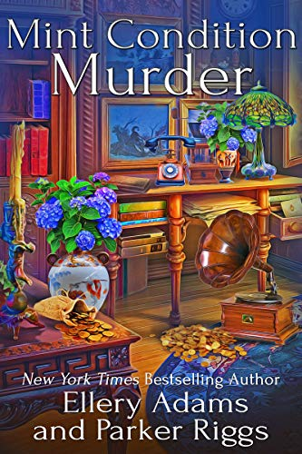 Mint Condition Murder (Antiques & Collectibles Mysteries Book 9) by [Ellery Adams, Parker Riggs]