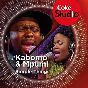 Simple Things (Coke Studio South Africa: Season 1)