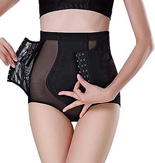 ZHUOHONG Body mit hoher Taille - Höschen mit hoher Taillenregulierung nach der Geburt für Frauen mit Po-Lifter-Bauch, der Body Shaper-Unterwäsche abnimmt