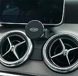 Beerte Soporte de teléfono de coche para Mercedes Benz CLA 2013 2014 2015 2016 2017 2018, soporte para teléfono de ventilación de coche, apto para cualquier smartphones