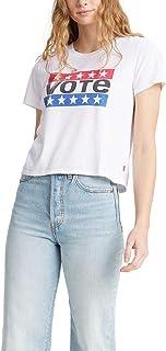 Women's Vote Graphic Surf Tee Shirt