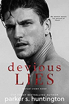 Devious Lies: A Standalone Enemies-to-Lovers Romance by [Parker S. Huntington]