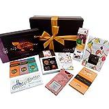 Caja con chocolates y bombones