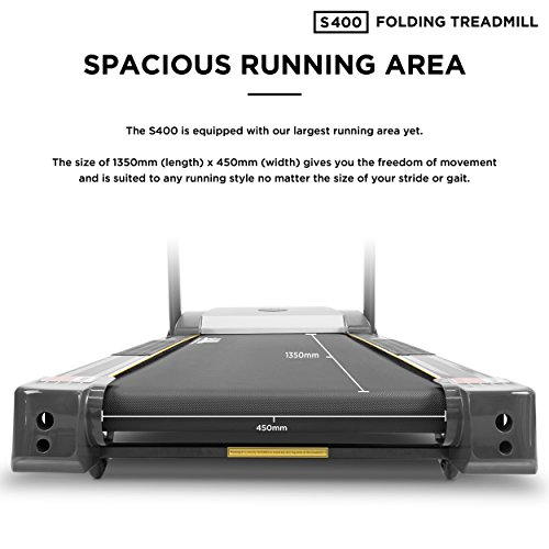 JLL S400 Premium Digital Motorised Treadmill 2018 New Generation