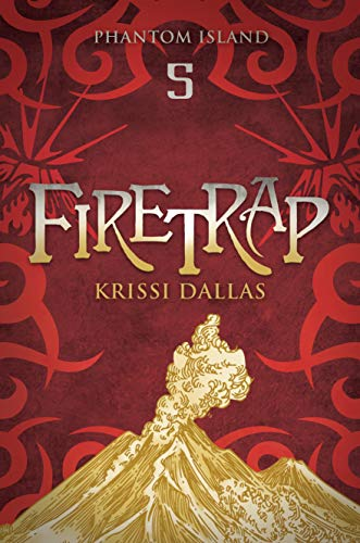 Firetrap: Phantom Island Book 5 (English Edition)