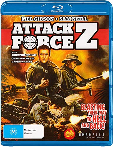 Attack Force Z [Reino Unido] [DVD]