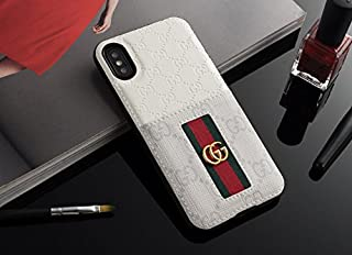 MIGUEL VICENTEE iPhone Xs MAX -US Fast Deliver Guarantee FBA- Luxury PU Leather Style Case Cover for Apple iPhoneXS MAX Only (Card Slot White)