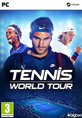 Tennis World Tour PC-spel