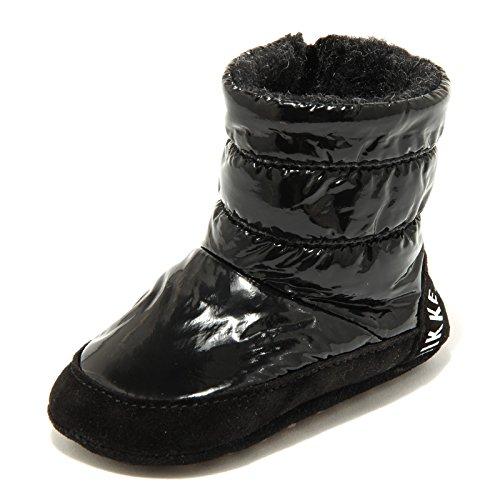 BIKKEMBERGS 5689G Stivaletto Bimba Nero My First culla Scarpa Boots Shoes Kids [17-18]