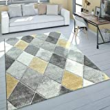 alfombra mostaza salon