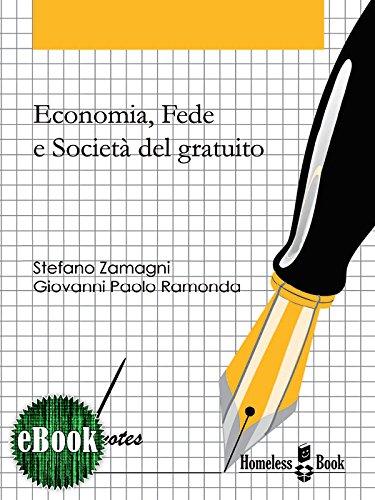 Economia, fede e società del gratuito: Riflessioni e spunti sull'intuizione economica di don Oreste Benzi (Block Notes)