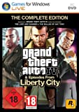 Grand Theft Auto IV & Episodes from Liberty City - The Complete Edition [Importación Alemana]