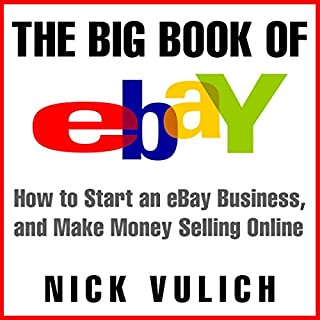 The Big Book of eBay audiobook cover art