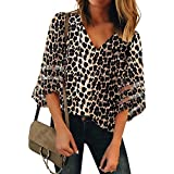 LOLONG Casual Long Sleeve Tops for Women Scoop...