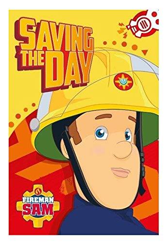 Feuerwehrmann Sam 043 Kinder-Handtuch 40 x 60 cm