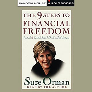 The 9 Steps to Financial Freedom audiobook cover art