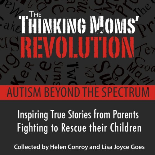 The Thinking Mom's Revolution audiobook cover art