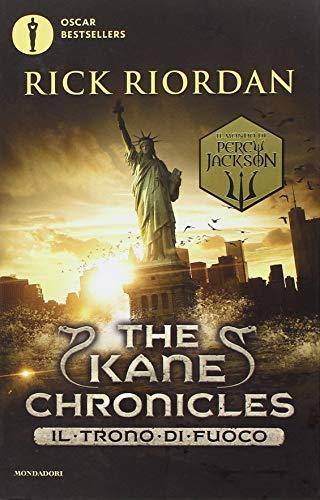 Il trono di fuoco. The Kane Chronicles (Vol. 2)