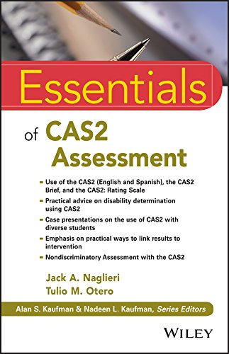Essentials of CAS2 Assessment (Essentials of Psychological Assessment) (English Edition)