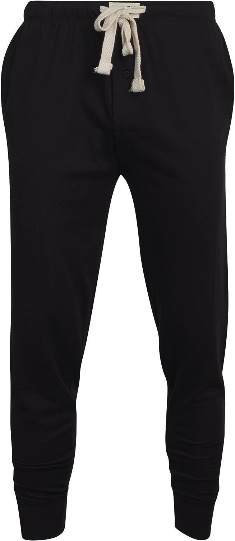 Lucky Brand Men's Knit Jogger Sleep Lounge Pants