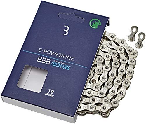 BBB E-Powerline E-Bike BCH-10E Kette 10-Fach Silber 2020 Fahrradkette