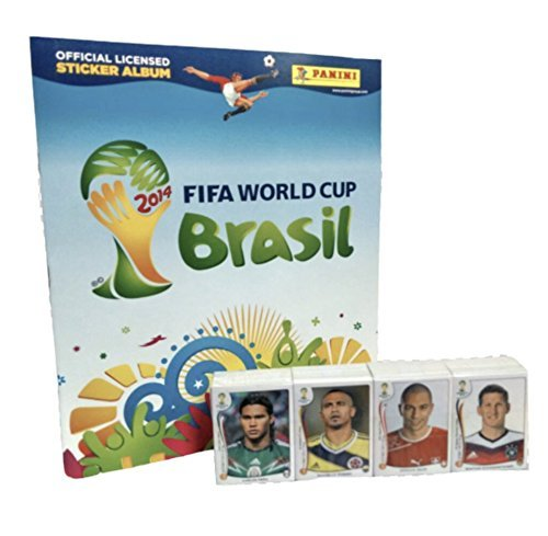 Panini Brazil 2014 Official License…