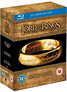 Lord of the Rings Trilogy [Blu-ray] [Import anglais] (B003AQC1CQ)   Amazon price tracker / tracking, Amazon price history charts, Amazon price watches, Amazon price drop alerts