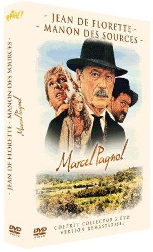Jean de Florette + Manon des Sources-Coffret Marcel Pagnol