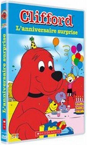 Clifford - L'anniversaire surprise [Francia] [DVD]