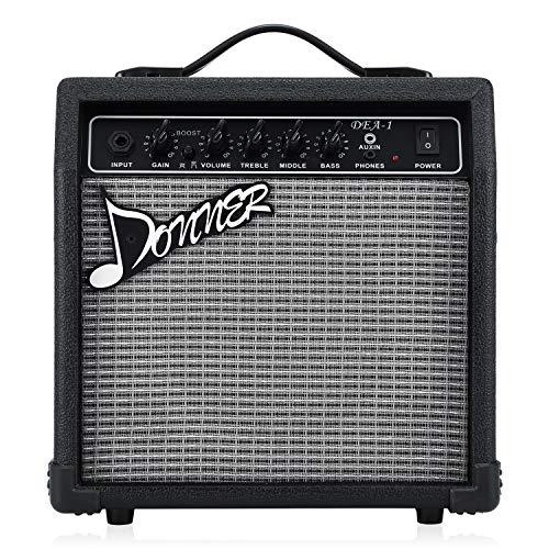 Donner Electric Guitar Amplifier 10 Watt Classical Guitar AMP DEA-1