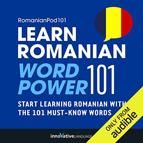 Learn Romanian - Word Power 101 Titelbild