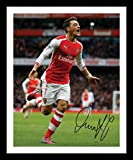Mesut Özil - Arsenal Signiert und gerahmt Foto