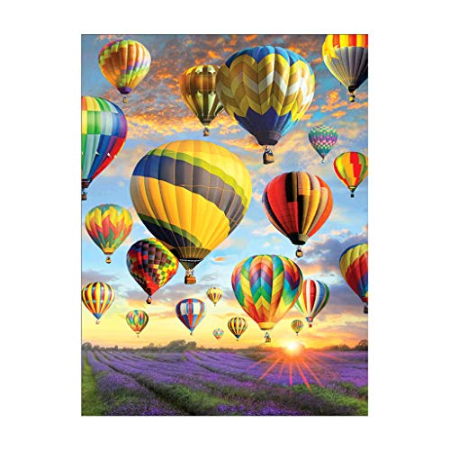 MENTIN 5d Diamond Painting completo globo para adultos y niños, DIY 5d Diamond brillantes collez-le de punto de cruz contado Arts Craft para Home decoración de pared
