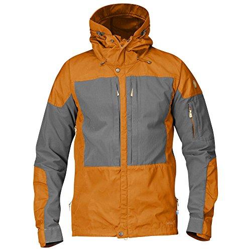 FJÄLLRÄVEN Herren Jacket Keb M, Seashell Orange-Grey, S, F81762