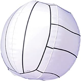 Dozen Inflatable Volleyball Style Beach Balls