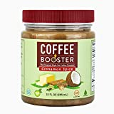 CINNAMON SPICE: Our cinnamon coffee creamer is handmade with coconut oil, ghee, cardamom, & nutmeg. RICH & DELICIOUS: This warm and spicy cinnamon coffee creamer has no odd tasting emulsifiers. HIGH FAT, LOW CARB CREAMER: Boost energy and mental stam...