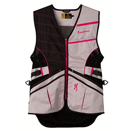 Browning, Ace Shooting Vest, Hot Pink, X-Large