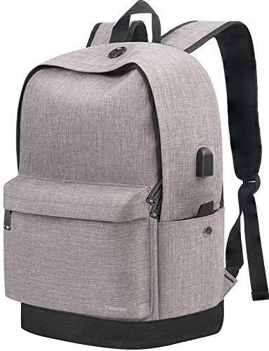 Vancropak 17 inch Laptop Backpack