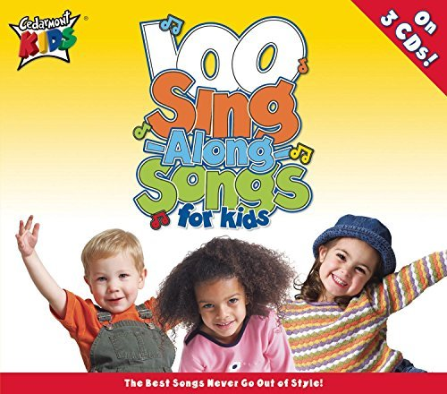 100 Singalong Songs For Kids by Cedarmont Kids (2007-07-28)