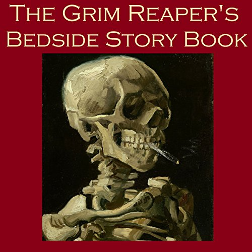 The Grim Reaper's Bedside Story Book audiobook cover art
