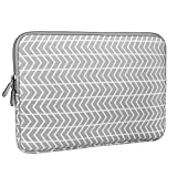 Aucase Laptop Sleeve Case for 13-14 inch Notebook Tablet, Thickest Lightest Water Repellent
